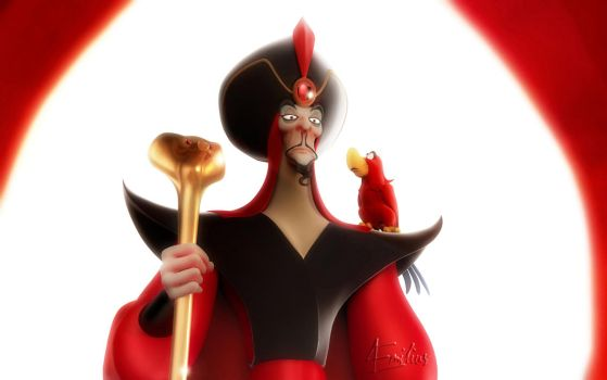 Jafar by AEmiliusLives