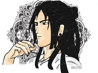 Dreads by Itachievil97