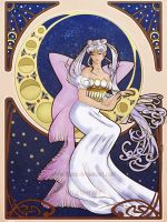 Neo Queen Serenity by Rizuii