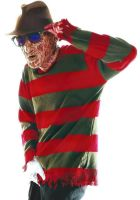 Freddy gets his groove on by BaptismOnFire