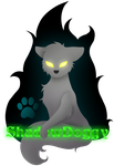 ShadowDoggy logo [G] by Darkmoon-Creations