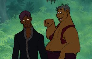 Jungle Book: Humanized! by s0alaina