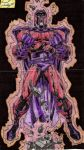 Magneto by Silver-Tiamat