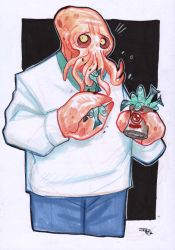 Zoidberg by DenisM79
