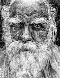 Old dude by KingVahagn