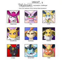 Expression challenge by Umbry17