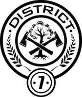 District 7 Seal by trebory6