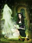 A Conjuring by la-voisin