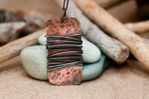 Copper and Steel by starpixiecreations