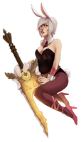 Battle Bunny Riven by b-oots