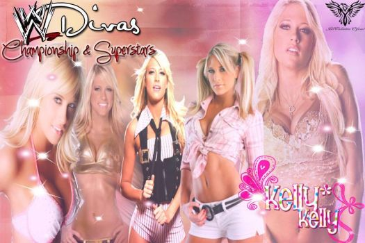 Kelly Kelly by JillValentineOficial