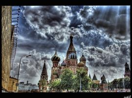 St. Basil Cathedral II by ISIK5