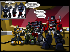 Transformers: IGNITION - Page 24 by KrisSmithDW