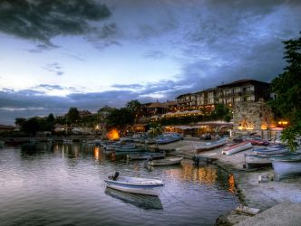 Nessebar HDR by psycho-infinity