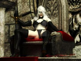 Lady Death by Sharby