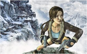 Tomb Raider - II: Tibet by ReD8ull