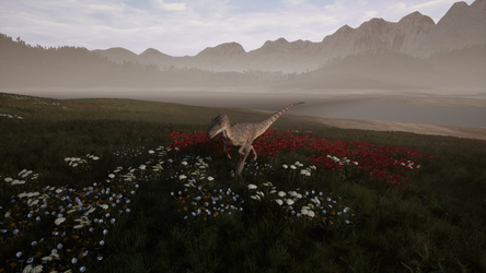Utahraptor by brianamcginnis