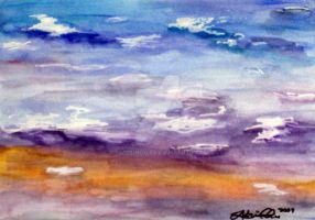 Clouds 1 by HuoXingC