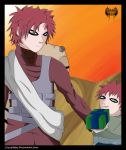 Happy Birthday Gaara by l3xxybaby