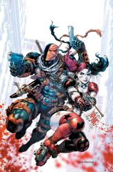 Deathstroke 12 cover color rev6 3 by TylerKirkham