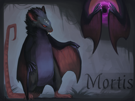 [CLOSED] Adopt Auction - MORTIS by Terriniss