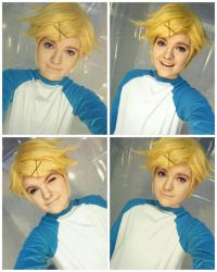 Mystic Messenger?? Yoosung Costest by PichiPrincess