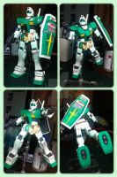 RGM-79 GM (Goodsmile Racing Miku Ver.) XD by BazSg