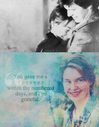 The fault in our stars by kateGraphics