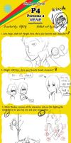 Persona 4 meme by Arixeth