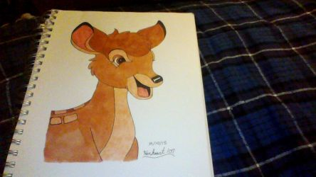 Bambi by HerHeartCrafts