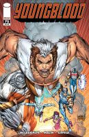 Youngblood 75 cover A by juan7fernandez