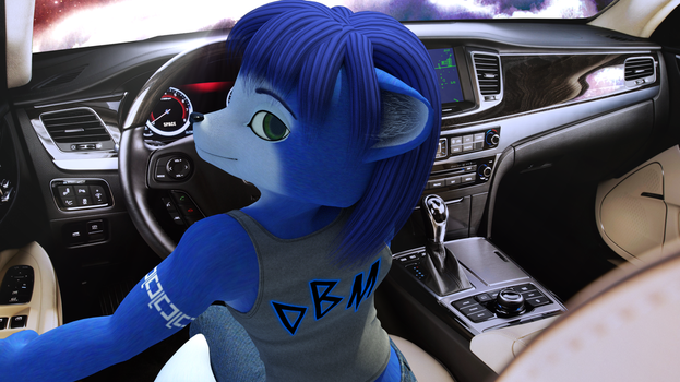Krystal - Wanna ride with me? by DrivenByMusic