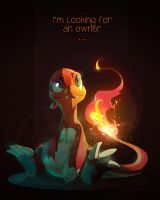 The Lonely Charmeleon