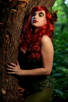 Poison Ivy Cosplay 3 by Meagan-Marie