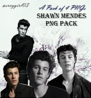 Shawn Mendes PNG Pack by percygirl03