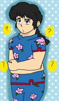 Ranma Satome In Girl Clothes by Ashartz123