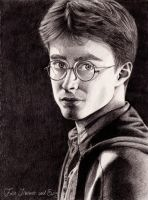 Harry Potter by FurImmerUndEwig