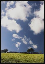 Fluffy Clouds by Kernow-Photography