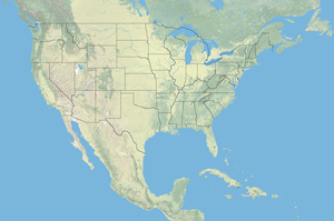 Contiguous United States by Finnect