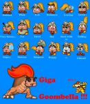 Goombella compilation by Taurock