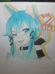 Sinon by Arelychan