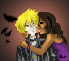 Juliano and Cindy (Saw's characters) by Diddha