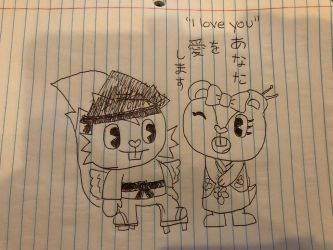 Snowers and Giggles (Japanese Version) by KaplanBoys214