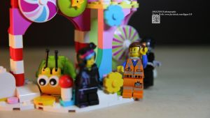 LEGO 70803 The Lego Movie Cloud Coco Palace by Digger318