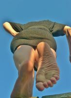 Wrinkled Feet by Miss----A