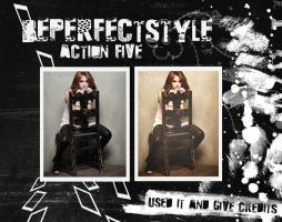 action five by beperfectstyle