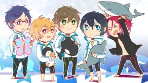Free! by Tomoji
