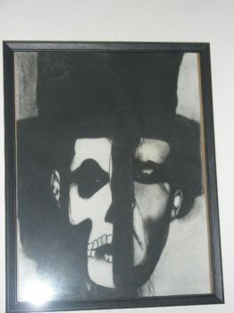 Michale Graves Charcoal by ghouldrool