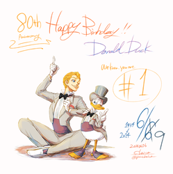 Happy Birthday!!! by chacckco