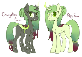 Ruef: Changling  Adopt CLOSED by Adopt--Squad